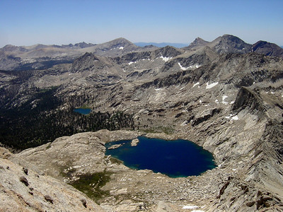 Monarch Lakes (Mineral King)