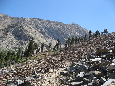 View of Sawtooth Peak