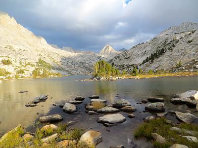 Evolution Lake (10852ft)
