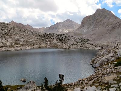 Sapphire Lake: 10966ft