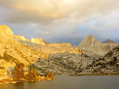 North --> South Lake backpack (Aug 2013)