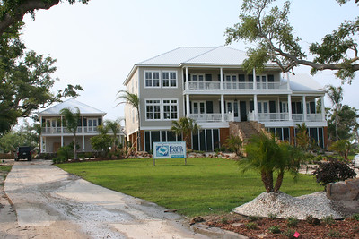 New home in Waveland