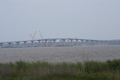 The bridge is going to reopen on May 17th, 2007 Photo of the bridge after Katrina:    http://www.katrina.noaa.gov/helicopter/images/katrina-bay-st-louis-miss-bridge-2005b.jpg