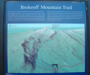 Great hike to the summit of Brokeoff Mountain.  http://www.nps.gov/lavo/planyourvisit/hiking_brokeoff_mountain.htm