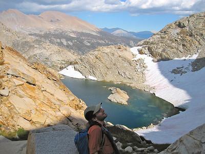 Dayhike attempt to climb Mt. Eisen