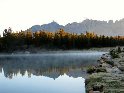 Day 3: Sunrise at Little Five Lakes