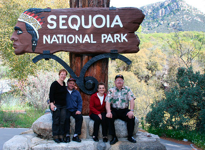 Sequoia National Park (03/2006)