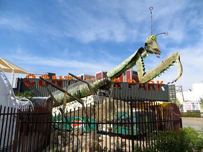 Container Park (Downtown Las Vegas)