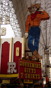 Fremont Street (downtown)