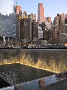 The National September 11 Memorial & Museum (branded as 9/11 Memorial and 9/11 Memorial Museum. http://en.wikipedia.org/wiki/National_September_11_Memorial_%26_Museum