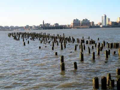 Walk along the Hudson River