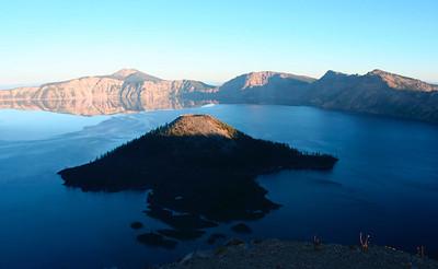 Crater Lake National Park (10/2006)