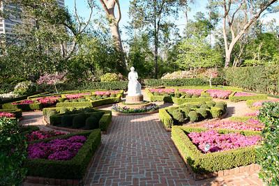 Clio Garden @ Bayou Bend Gardens