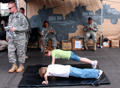 Boot camp for kids...