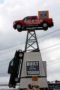 Texans love their trucks