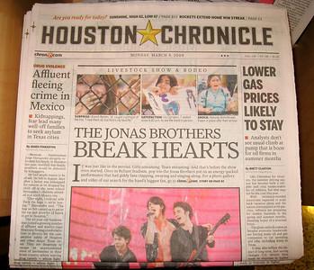 Very popular Jonas Brothers