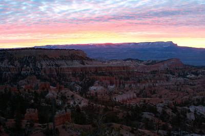 Sunrise from Sunrise Point