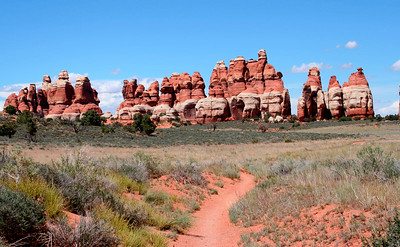 Needles District: Canyonlands (Spring 2003 & 2005, Fall 2007)