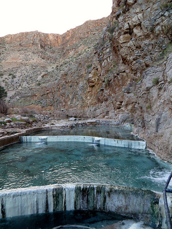 Pah Tempe Hot Springs (Hurricane, UT)