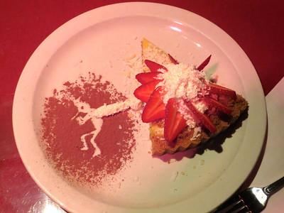 Dessert at Bit & Spur