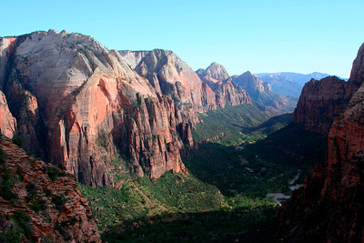 Zion National Park (2003 & 2005)