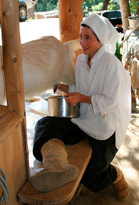 Carla Moseley (owner of the goats) http://www.slowfoodsantabarbara.org/Producers.html