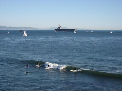 USS Reagan (01/2008)