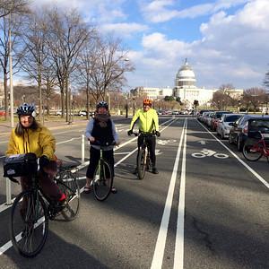 Riding around DC (2016)