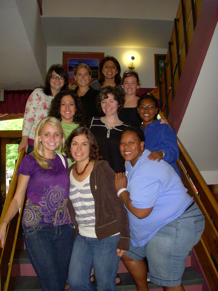 Campus ladies d-group!