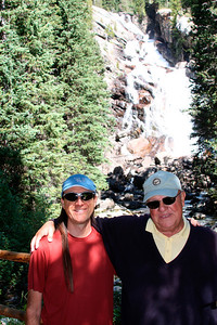 Dave and Mike at Hidden Falls