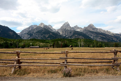 Grand Teton National Park (08/2008)