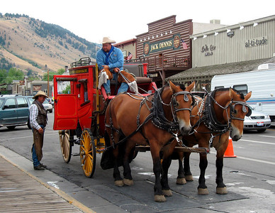 For tourists in Jackson Hole