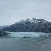 The Marjorie Tidewater Glacier in Glacier Bay National Park, Alaska.