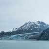 The Lamplugh Glacier in Glacier Bay National Park, Alaska.