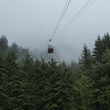 Ride the Cable Car to the top of Grouse Mountain, Vancouver, B.C.
