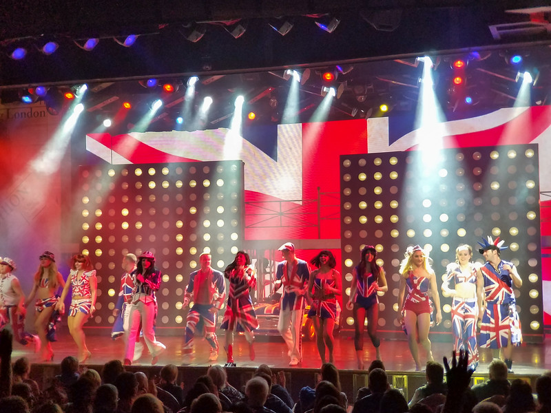 British music production in the Princess Theatre.