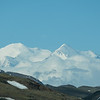 Denali, formerly Mount McKinley, centerpiece of Denali National Park, Alaska.