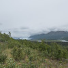 View of the Matanuska Glacier on the way to the Copper River Wilderness Lodge, Copper River, Alaska.