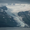 Holyoke Glacier in College Fjord, Alaska.