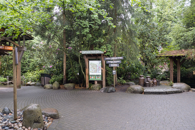 A visit to the Capilano Suspension Bridge Park in Vancouver, B.C.