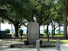 Daughters of the Confederacy Memorial in Historic Charleston's Waterfront Park.