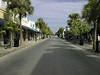 Duval Street in Key West - Early AM