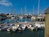 Key West dock area.