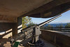 Coastal Defensive Gun in Forillion National Park, Gaspe, Quebec, Canada.