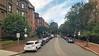 Streets of Boston, Mass. USA.