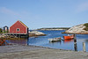 Peggy's Cove, Nova Scotia, Canada.