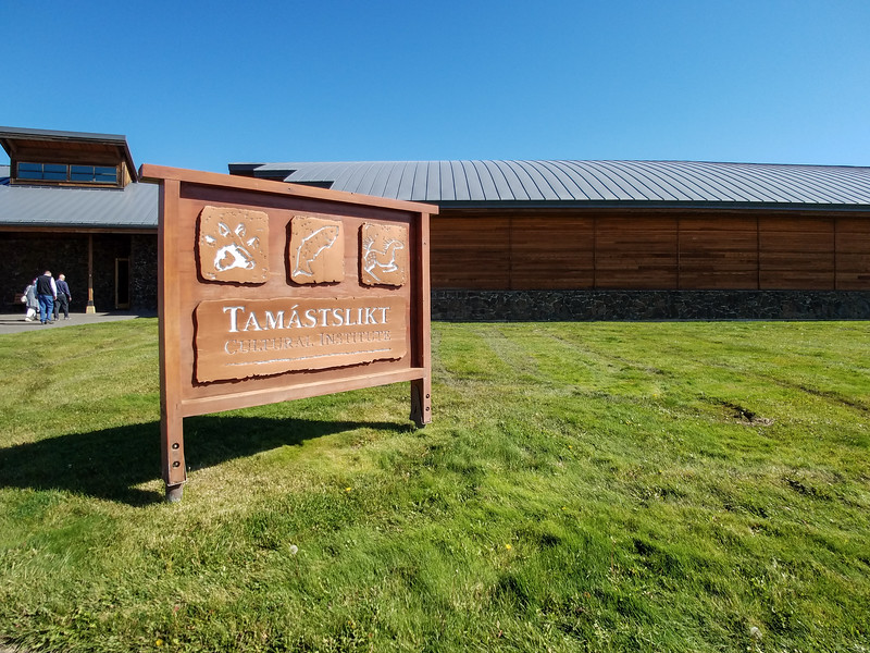 A visit to the Tamastslikt Cultural Institute showing Indian lore.