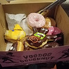World Famous Voodoo Doughnuts at Happy Hour on the American Pride.