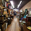 Inside a curio and antique shop in Pendleton, OR.