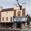 The Granada Theater in the Dalles.